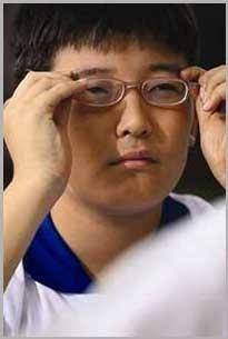 蓝莓花青素可阻止假性近视的恶化,让孩子的视力保持和改善。